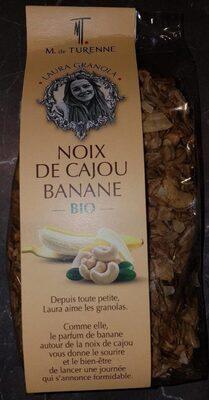 Noix de cajou banane bio
