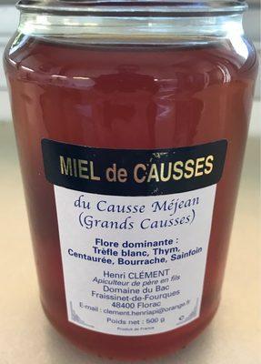 Miel De Causses