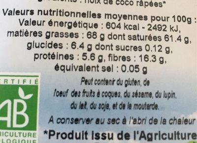 Noix De Coco Râpée - 200 g