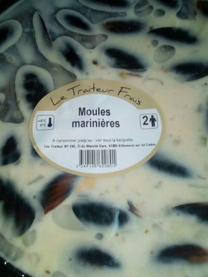 800G Moules Marinieres