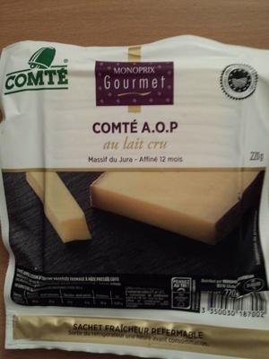 Comté AOP au lait cru (34 % MG)
