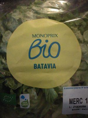 Batavia Monoprix Bio