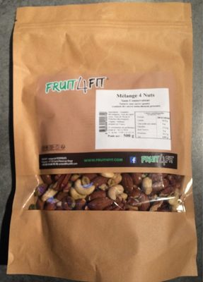 Mélange 4 Nuts