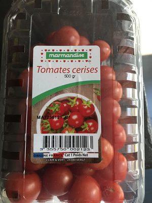 Tomates cerices