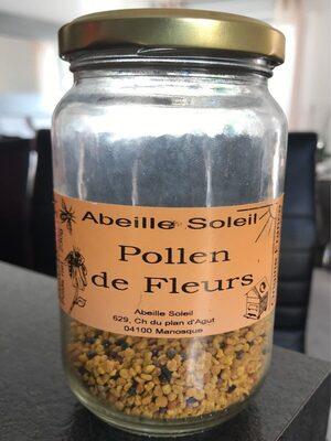 Pollen de fleure