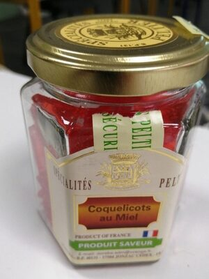 Coquelicots au miel
