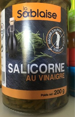 Salicorne au vinaigre