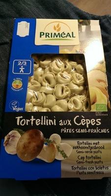 Tortellini aux Cèpes