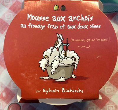 Mousse aux anchoix
