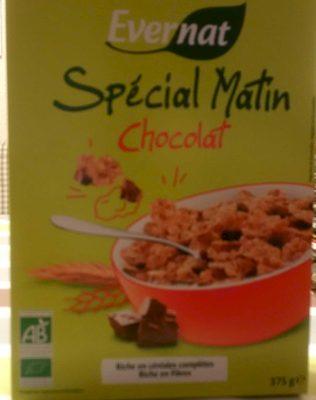Spécial Matin Chocolat