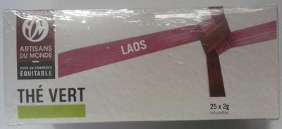 Thé vert Laos