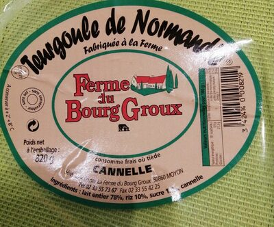 Teurgoule de Normandie