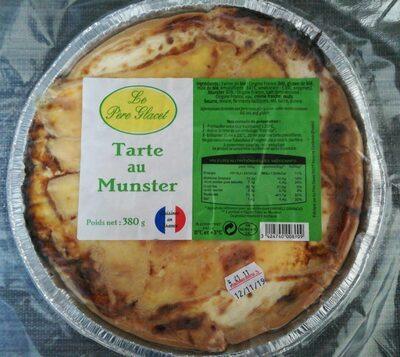 Tarte au Munster