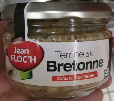 Terrine à la Bretonne