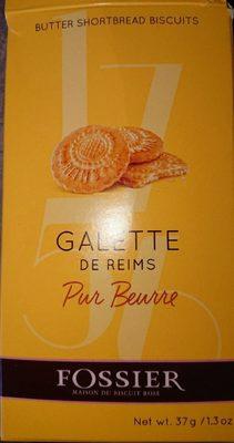 Galette au beurre