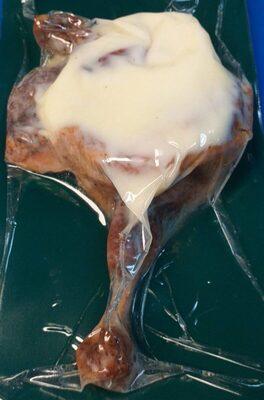 Muslo de pato confitado