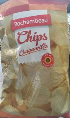 Chips craquantes