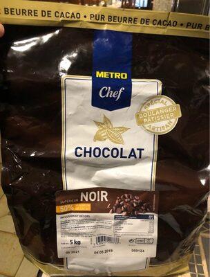 Chocolat noir superieur