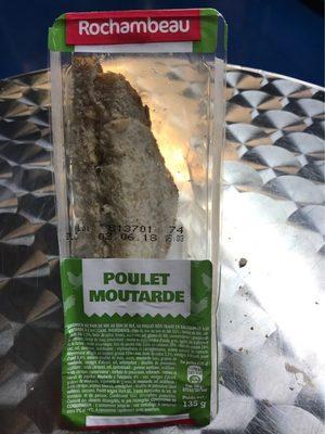 Sandwich Poulet Moutarde