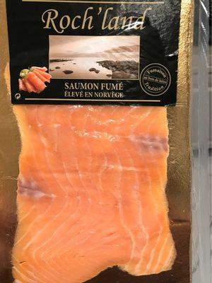 Saumon fume norvege