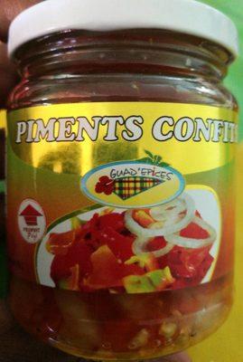 PIMENTS CONFITS
