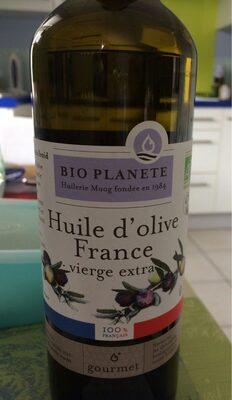 Huile d'olive France