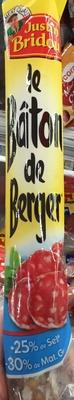 Le bâton de Berger (- 25 % de sel, - 30 % de MG)