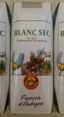 Vin blanc cuisine