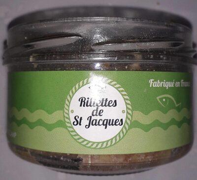 Rillettes de saint Jacques