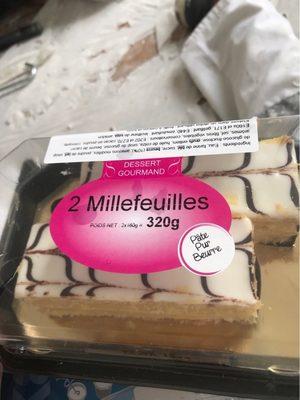 2 Millefeuilles