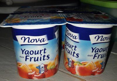 Yaourt Maigre édulcoré 12 % De Fruits