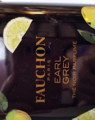 Thé noir parfumé earl grey