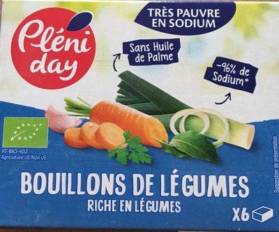Bouillons de legumes