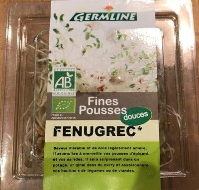 Fines pousses fenugrec
