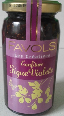 Confiture figue violette