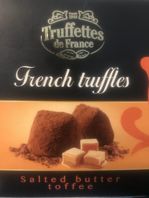 French Truffles Salted Butter Toffee