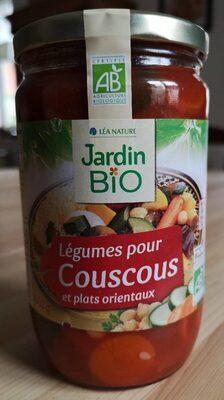 Légumes pour couscous et plats orientaux