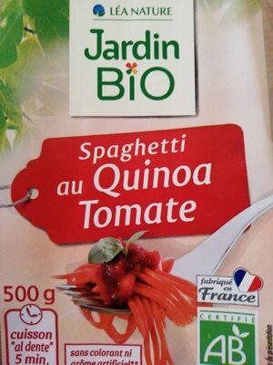 Spaghetti au Quinoa Tomate