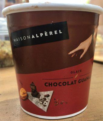 Glace Chocolat Guanaja