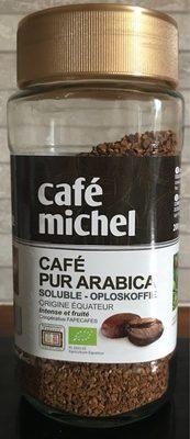 Café pur arabica soluble