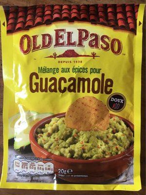Mélange aux épices pour Guacamole