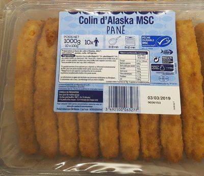 Colin d'Alaska MSC