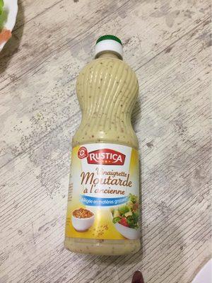 Vinaigrette moutarde à l'ancienne