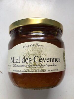 Miel des Cévennes