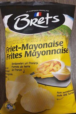 Chips saveur frites mayonnaise