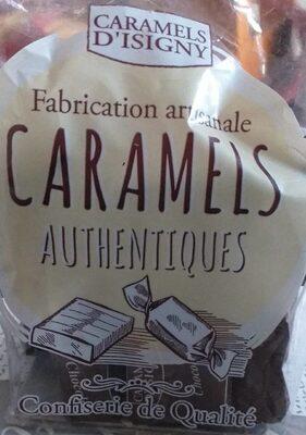 Caramels authentiques