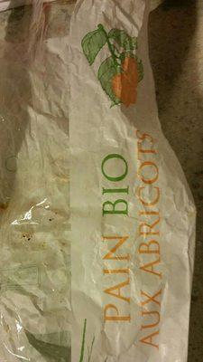 Pain Bio aux Abricots