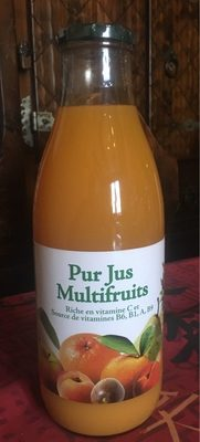 Pur jus multifruits