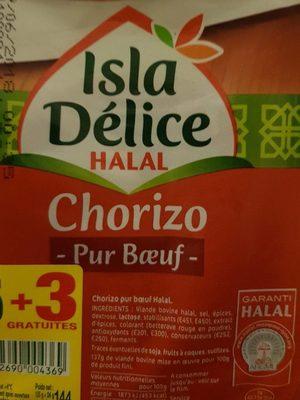 Chorizo pour boeuf