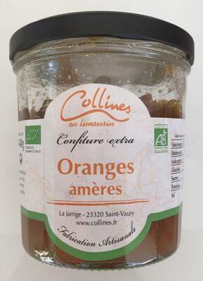 Confiture extra Oranges amères